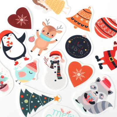 무늬펠트지-스위트크리스마스